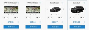 Lake Zurich To O'Hare Limo Service Rates