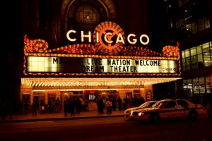 Limo service to Chicago shows