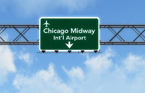 midway airport limo rental