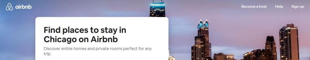 Airbnb-chicago-IL