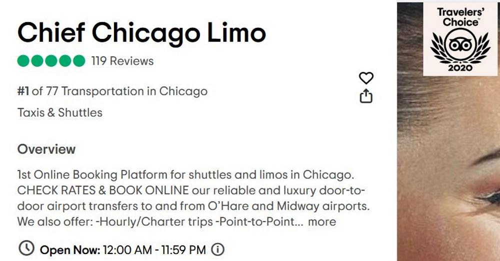 Chief-chicago-limo-reviews-tripadvisor