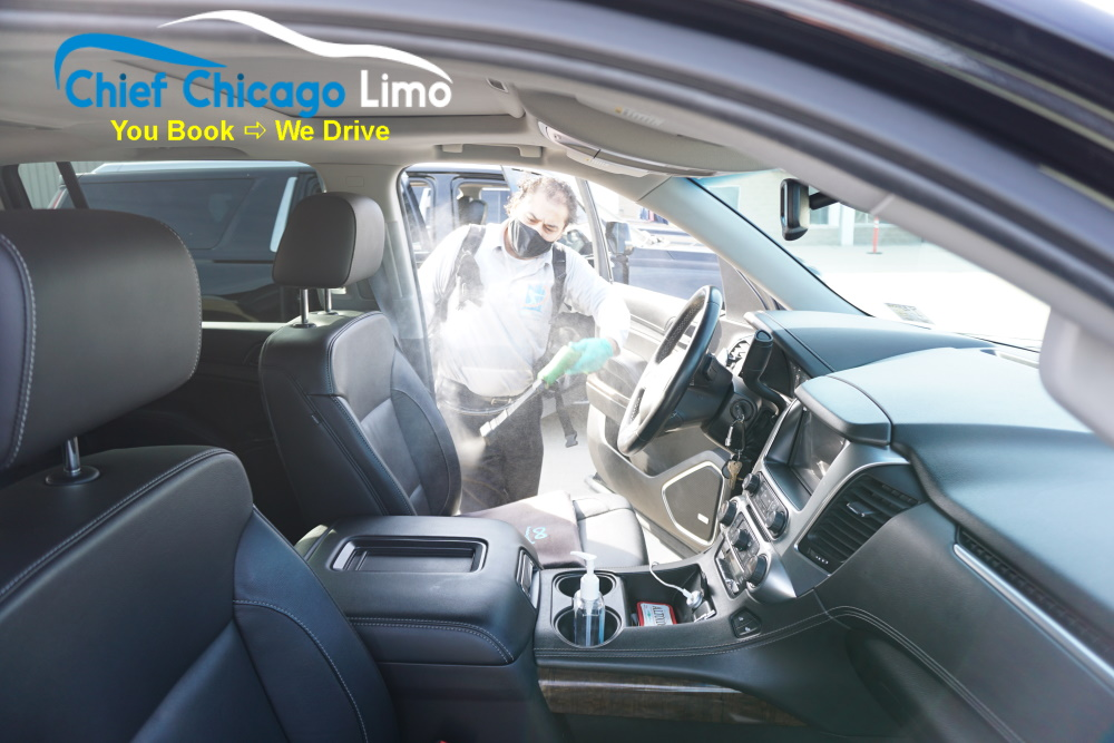 cleaning-company-disinfects-limos-in-chicago