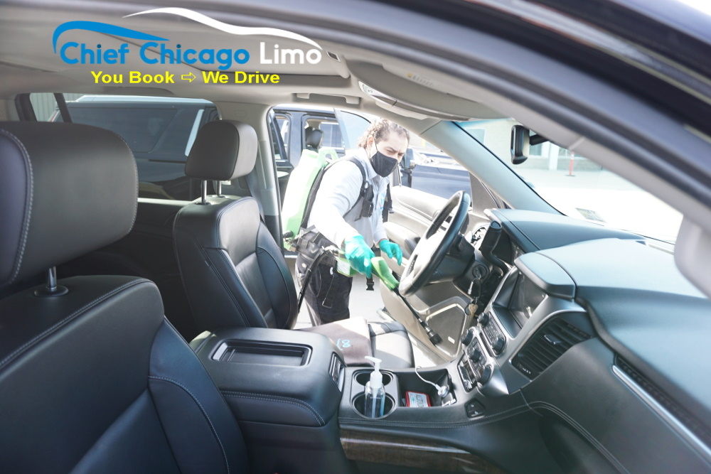 limousines-being-disinfected-in-chicago-for-covid19